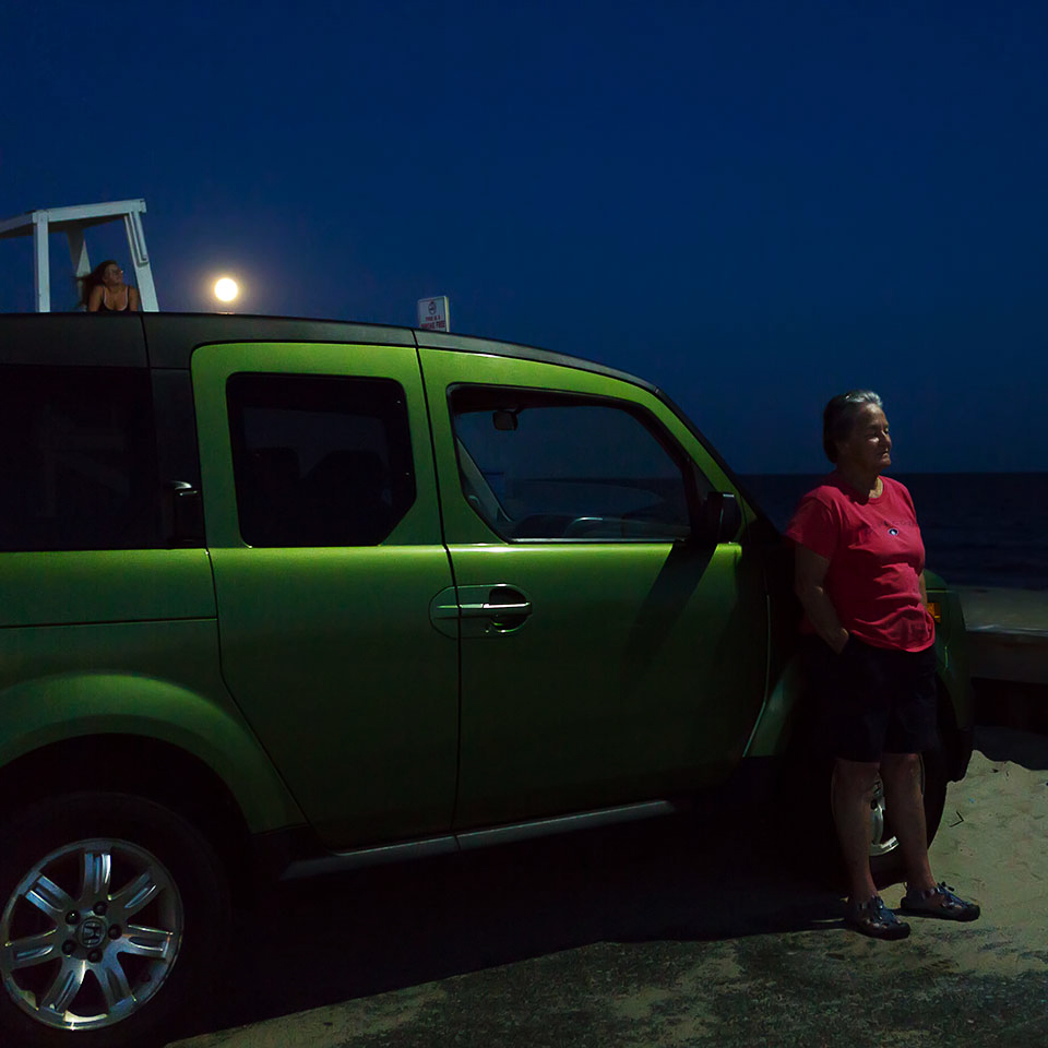 My Mom and the Moon, Dennisport MA