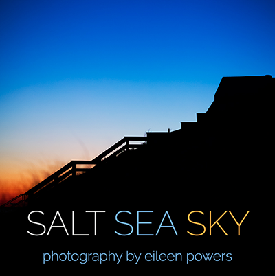 Salt Sea Sky photography by Eileen Powers