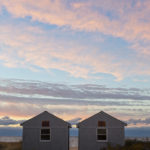 Beach Shed Sunrise Fall 16